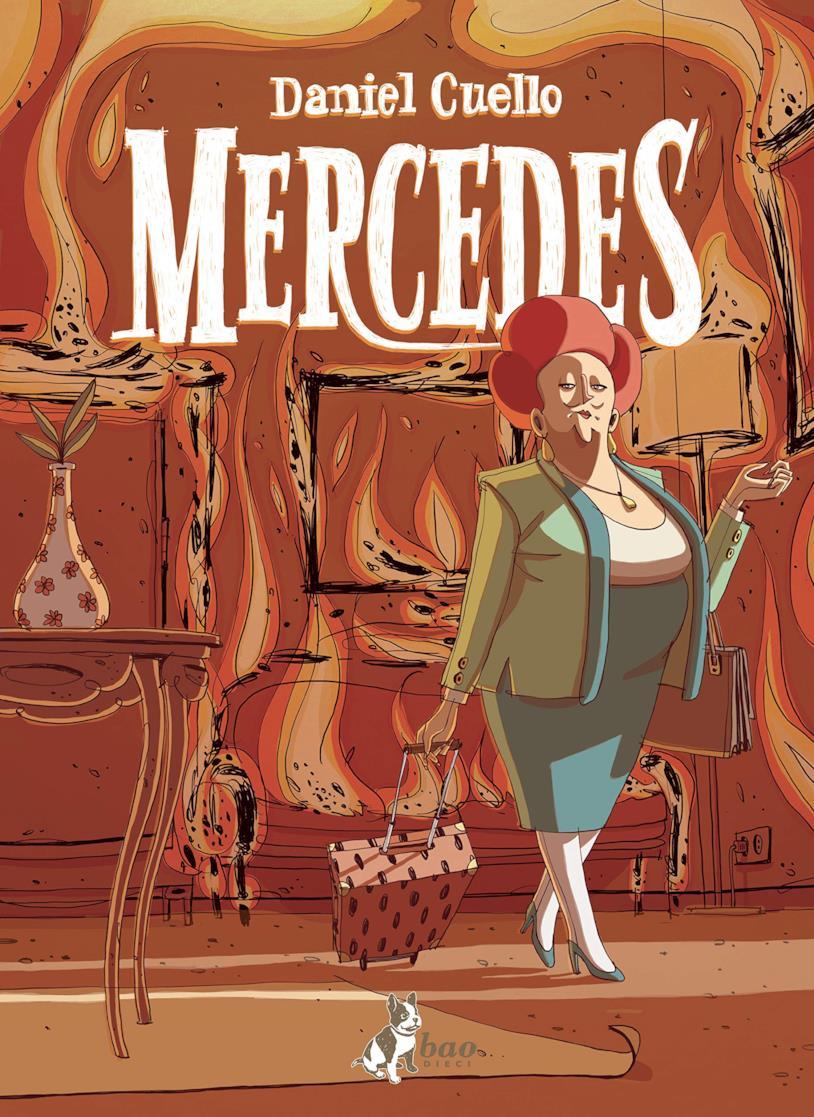 La copertina di Mercedes
