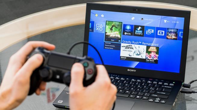 PS4 permette il gioco in remoto su PC e Mac