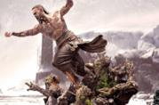 La statuetta da collezione di Baldur da God of War