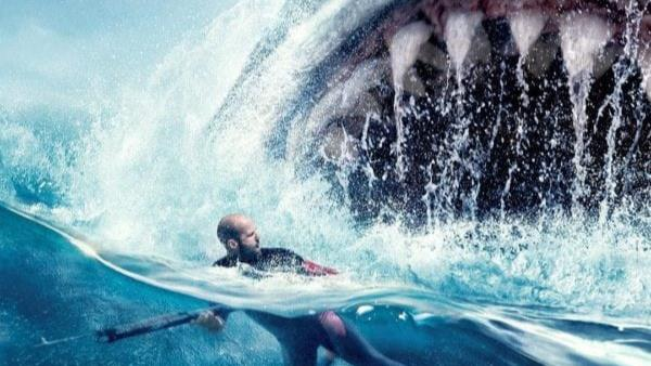 La terrificante locandina di Shark - Il primo Squalo