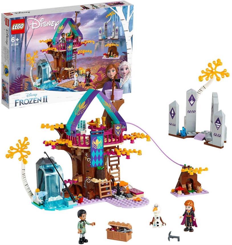 La casa sull'albero incantata - set LEGO di Frozen 2