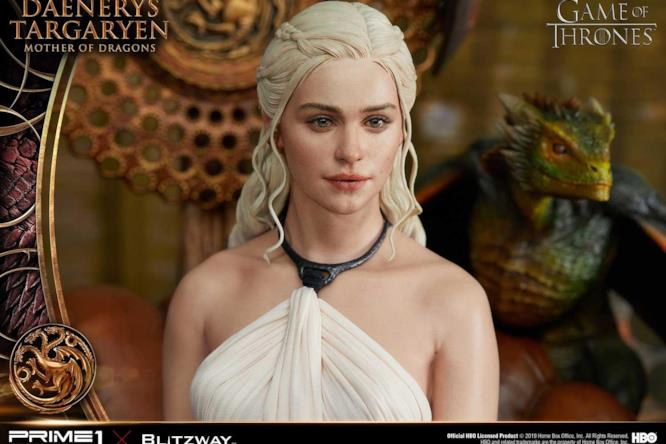I dettagli di Daenerys