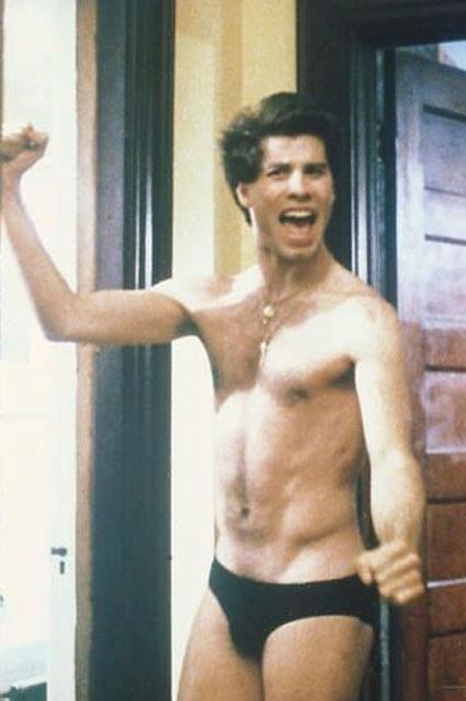 John Travolta nel film La febbre del sabato sera