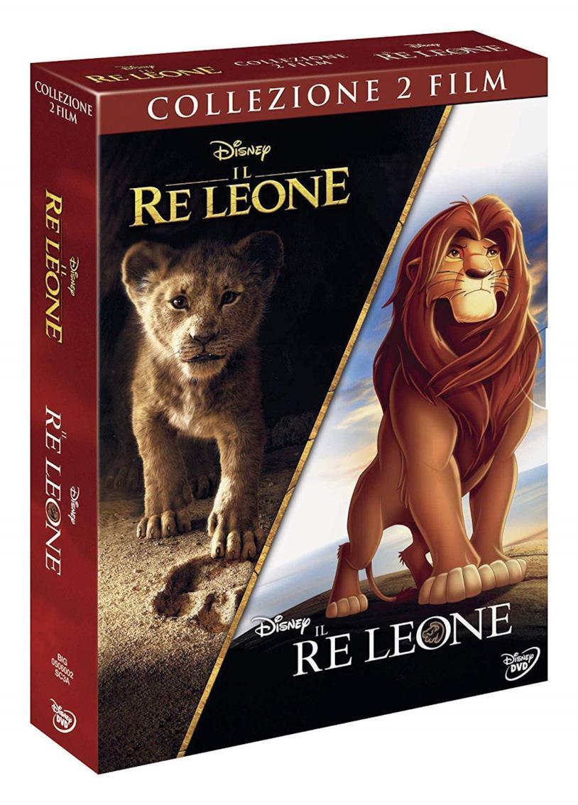 Il box set de Il Re Leone