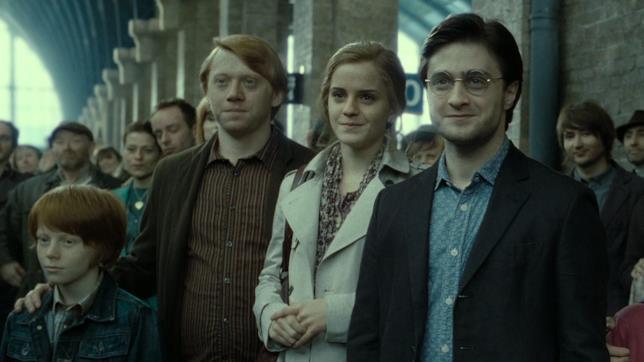 cast di Harry Potter