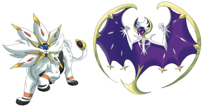Pokémon Sole e Luna in uscita a novembre