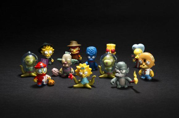 Treehouse of Horror gadget Simpson