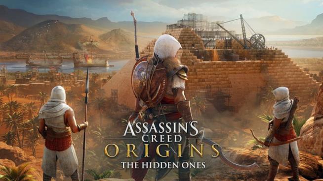 Gli Occulti è la prima espansione di Assassin's Creed Origins