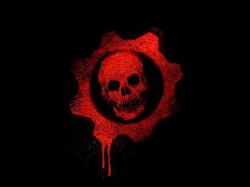 Il logo della serie Gears of War, diretta da Rod Fergusson