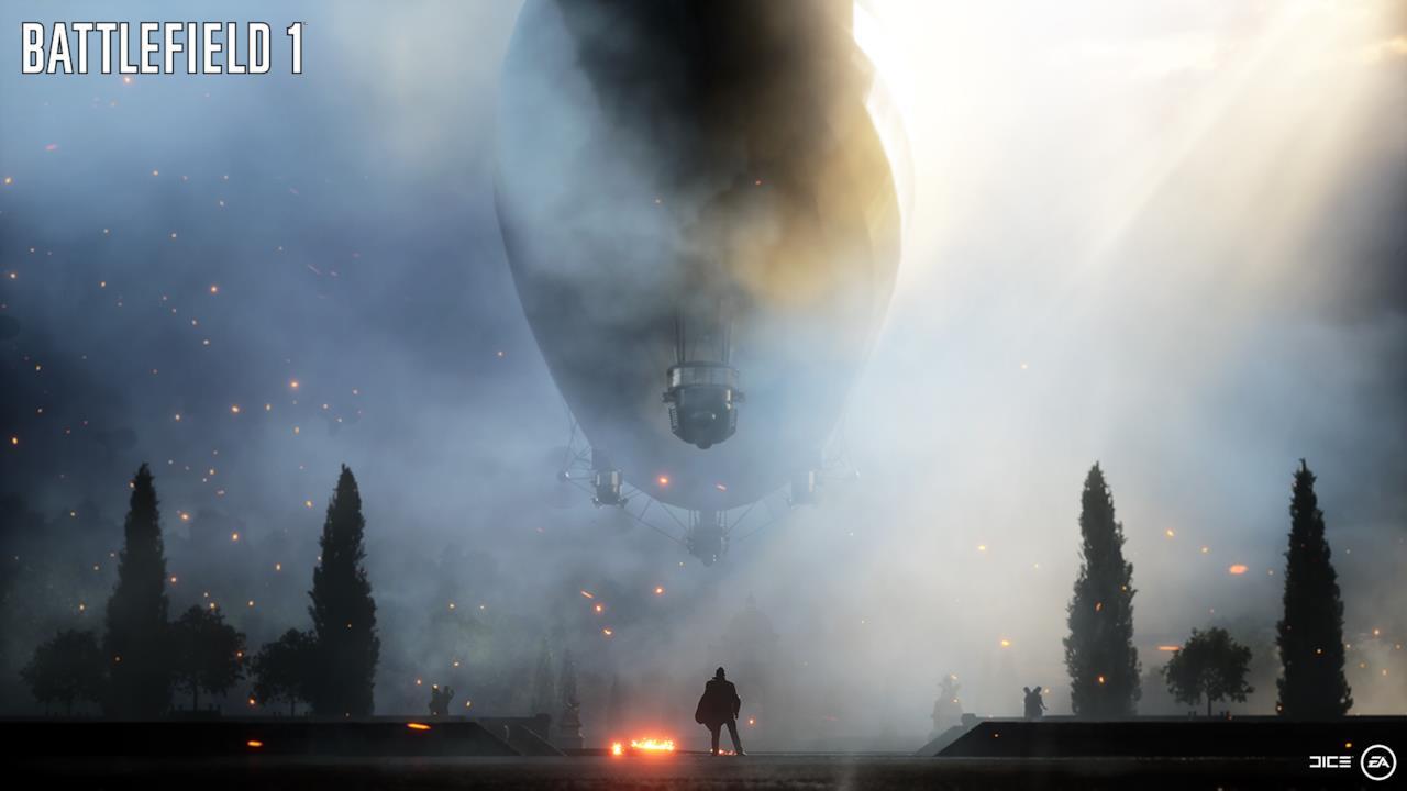 Battlefield 1 nei negozi il 21 ottobre