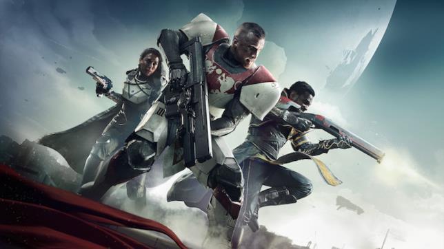 Destiny 2 è l'ultimo capitolo della saga prodotto da Activision