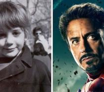 Gli attori dei film Marvel da bambini [GALLERY]
