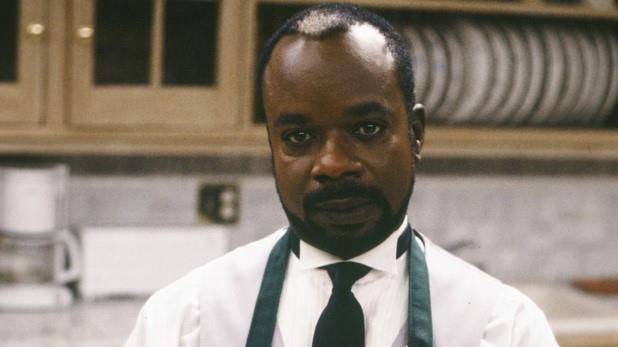 Geoffrey Butler, interpretato da Joseph Marcell