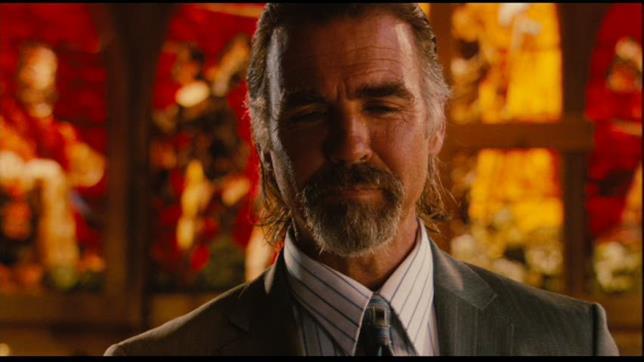 L'attore Jeff Fahey in Machete