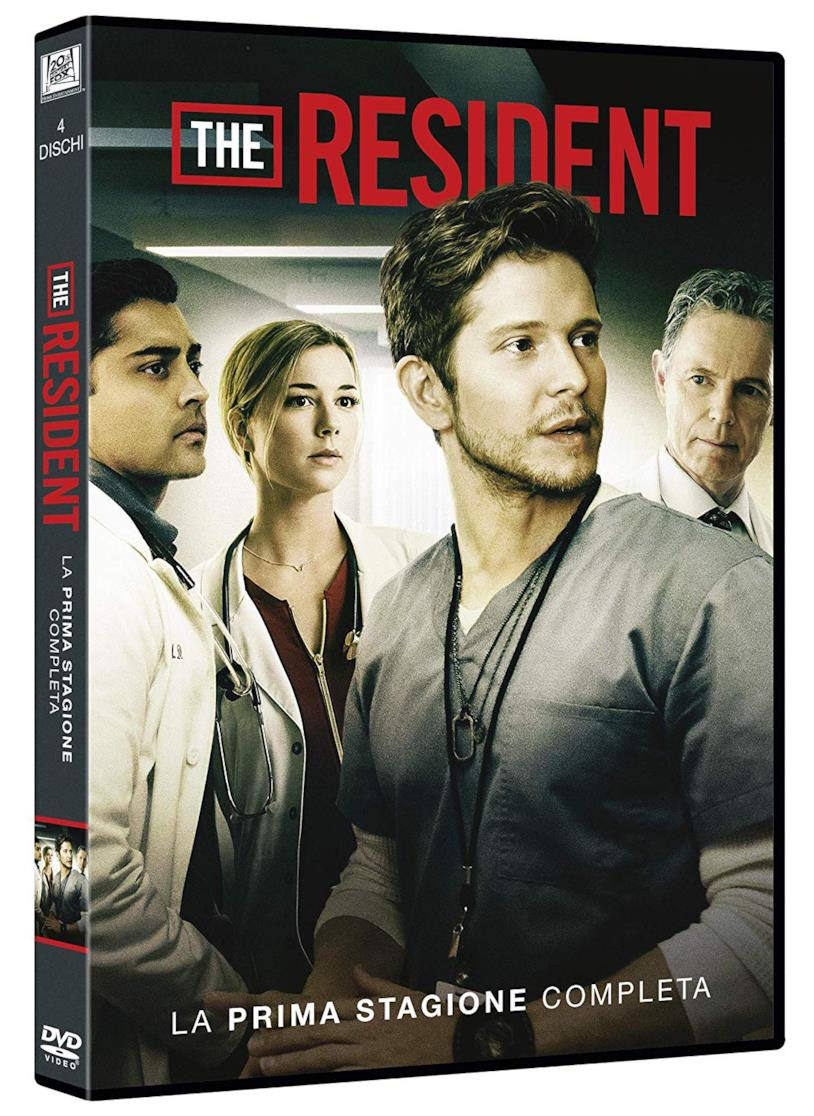 The Resident - Stagione 1 - DVD