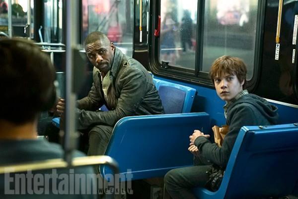 Roland e Jake in treno