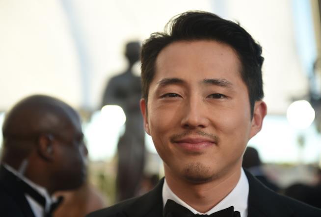Steven Yeun, l'attore interprete di Glenn Rhee in The Walking Dead
