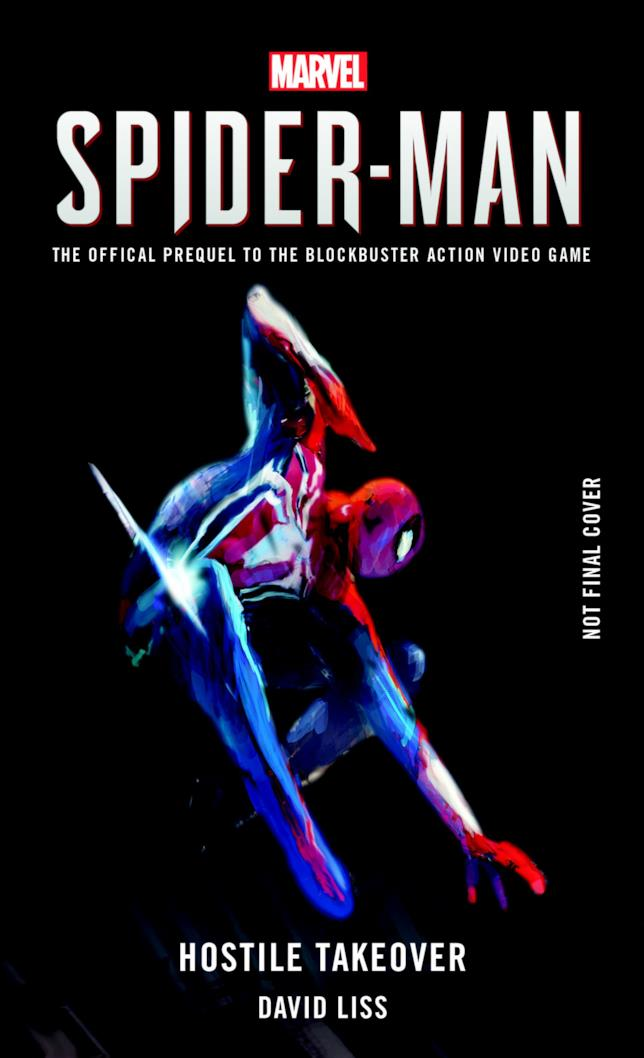 Spider-Man: Hostile Takeover è il libro prequel del videogame