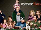Il cast di Modern Family al completo