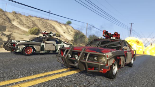 Il nuovo DLC di GTA Online