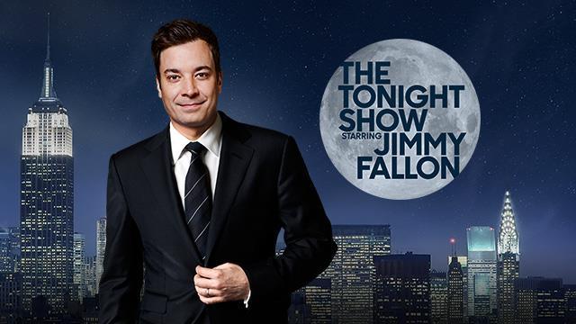 Jimmy Fallon al Tonight Show