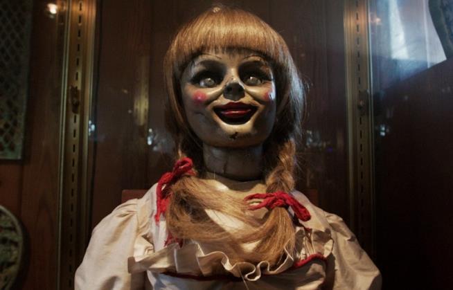 Bambola in L'evocazione