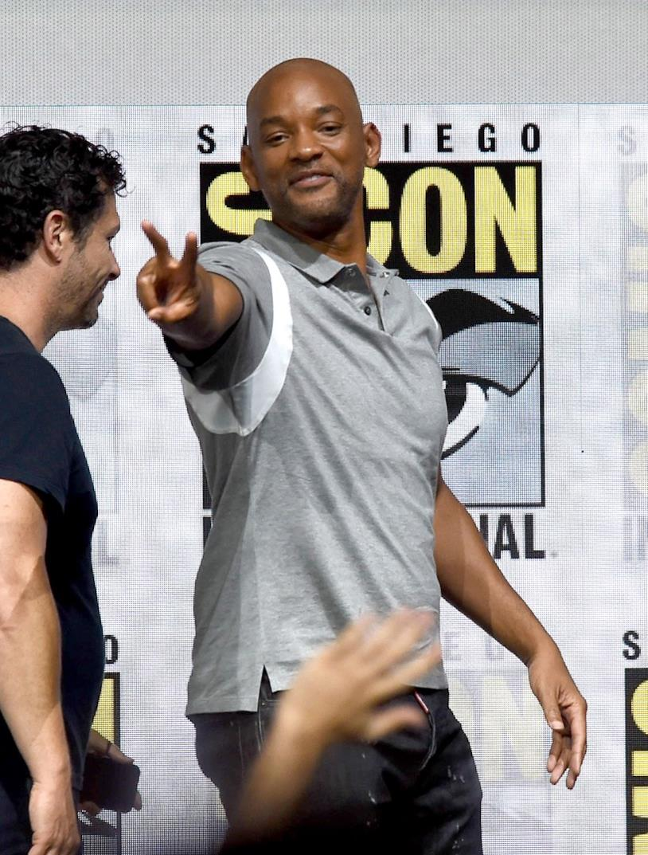 Will Smith al Comic-Con