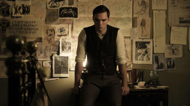Tolkien, ecco il primo trailer del film sullo scrittore