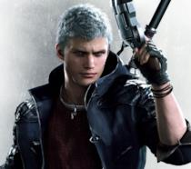 Nero in Devil May Cry 5