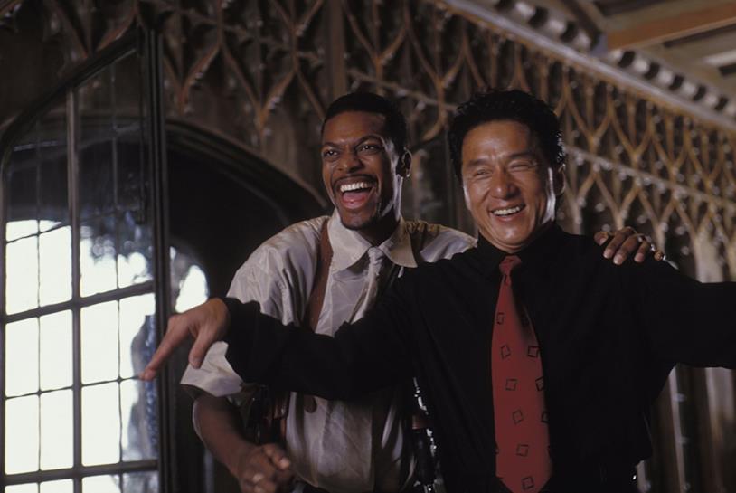 Jackie Chan e Chris Tucker