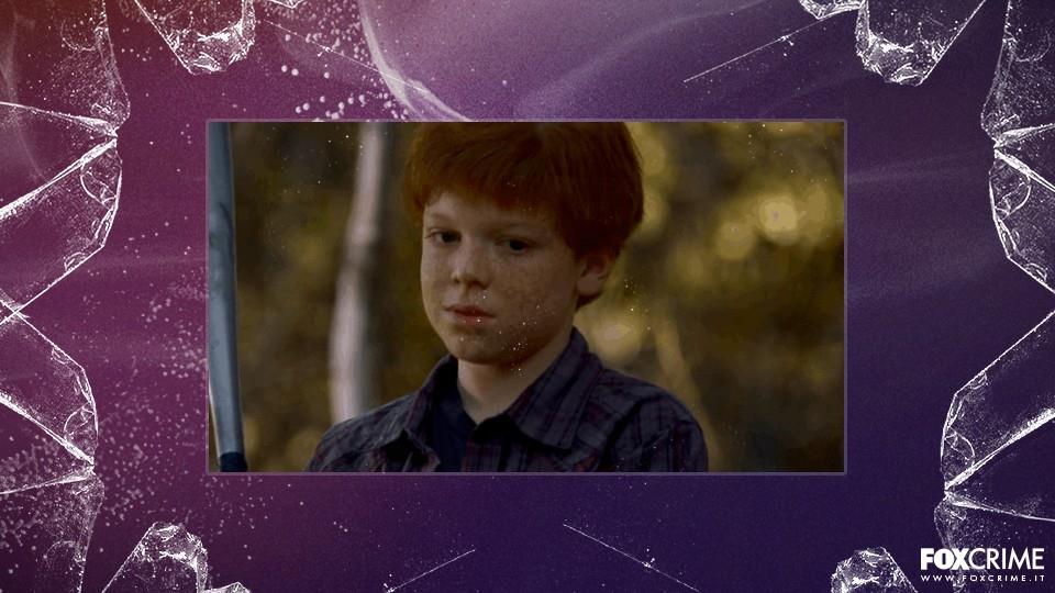 7. Jeffrey Charle, il bambino serial killer di bambini (S2.E6).