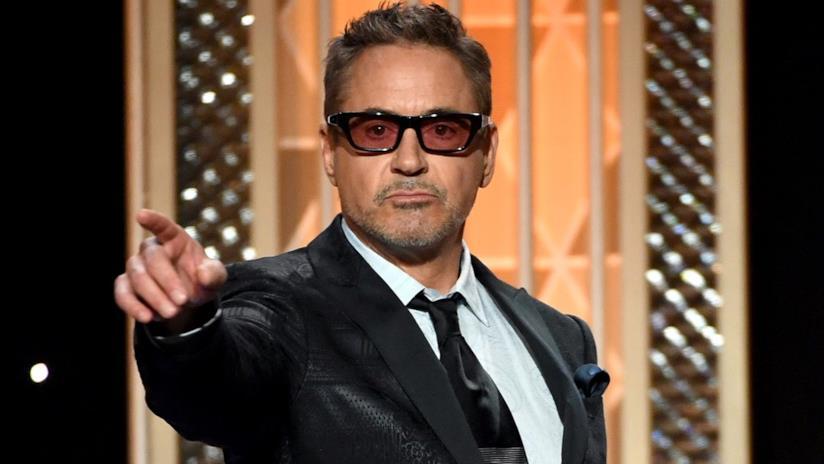 Robert Downey Jr. a un evento ufficiale
