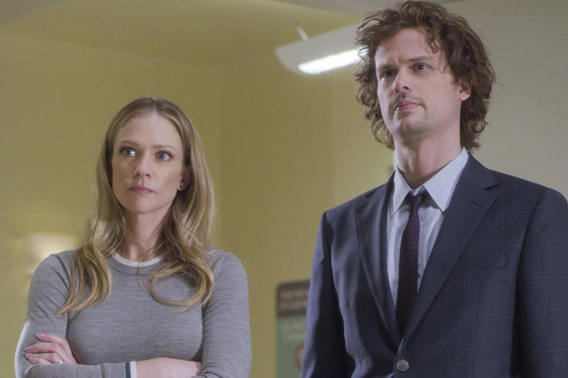 Criminal Minds: JJ e Reid