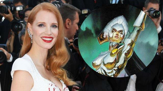 Voci vorrebbero Jessica Chastain nel ruolo di Lilandra nel nuovo film degli X-Men
