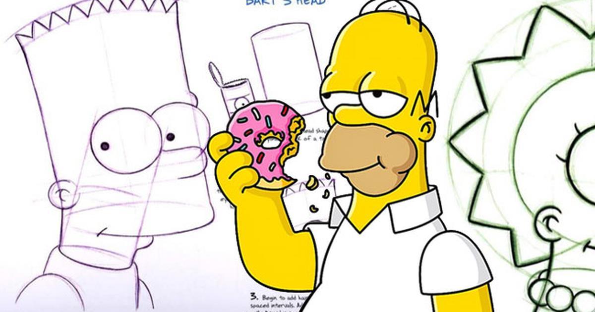 I Consigli Di Matt Groening Per Disegnare I Simpson