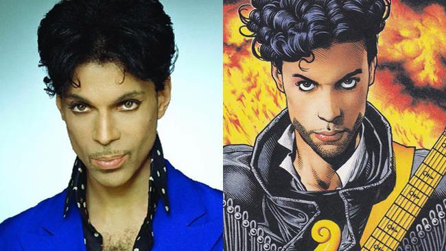 Prince, protagonista di un fumetto biografico