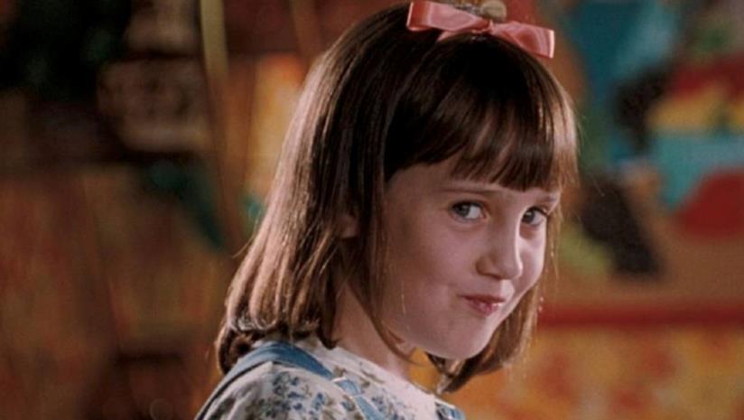 Matilda in primo piano