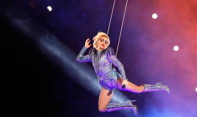 Lady Gaga al Super Bowl
