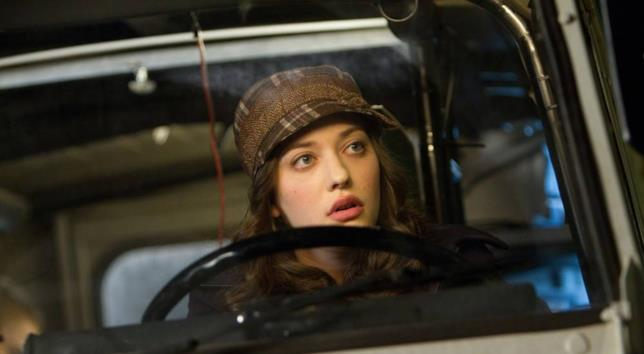 Kat Dennings nel ruolo di Darcy Lewis in Thor