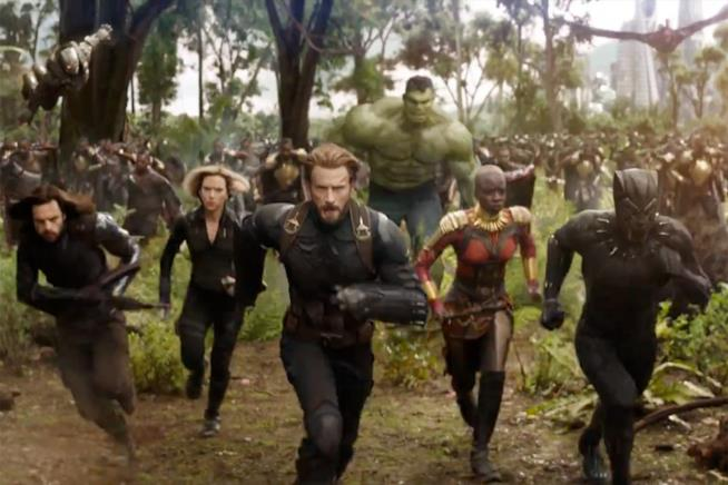 War Machine e Bucky saranno della partita in Infinity war