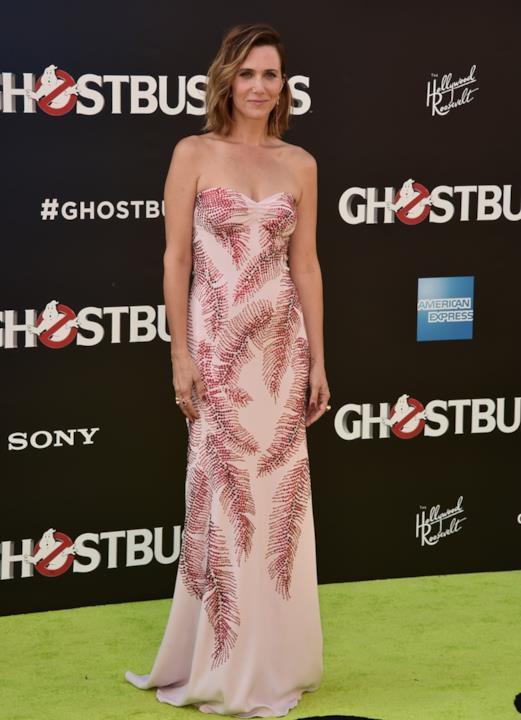 Kristen Wiig premiere Ghostbusters a Los Angeles