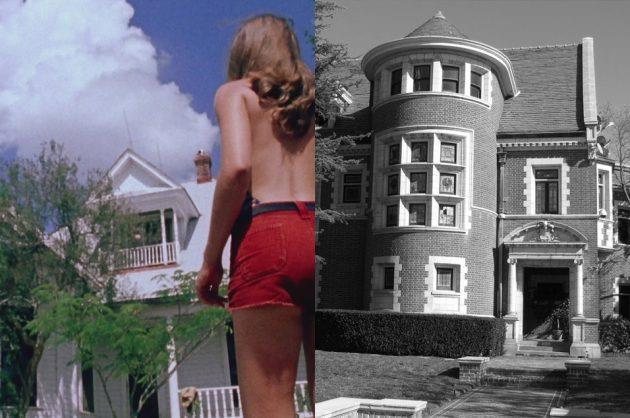 L'opening scene di Murder House ricorda da vicino la prima scena di Non Aprite quella Porta