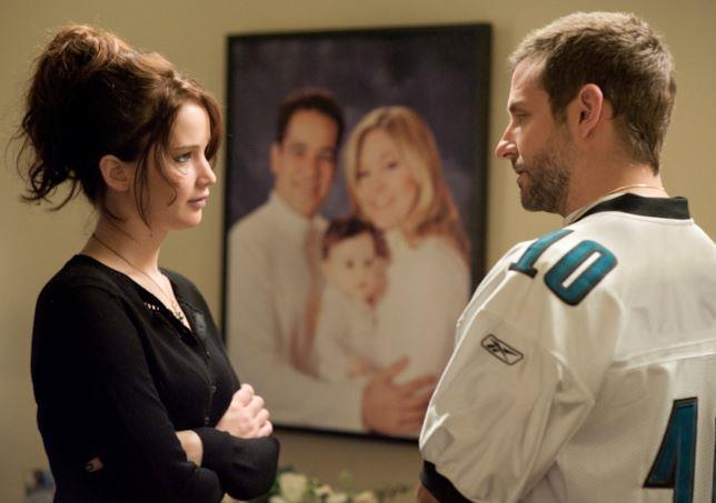 Jennifer Lawrence nei panni di Tiffany, ruolo che le è valso un Oscar