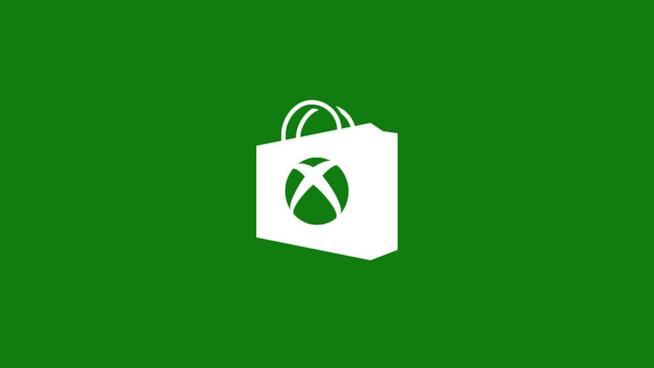 Il logo di Xbox Store