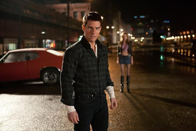 Jack Reacher: in sviluppo la serie TV!