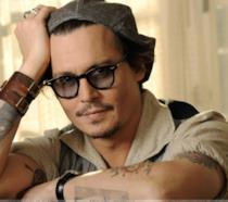 Una foto di Johnny Depp