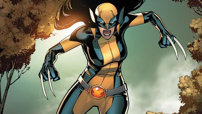 Il clone femminile di Wolverine X-23
