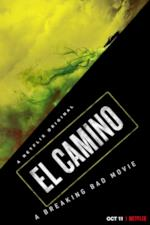 Poster di El Camino, con Jesse in fuga
