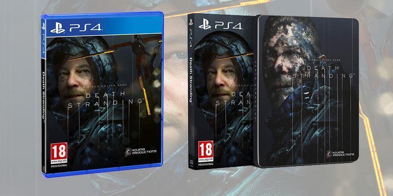 Death Stranding è già disponibile su PS4 e PS4 Pro