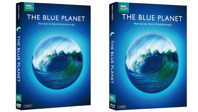 The Blue Planet - Home Video